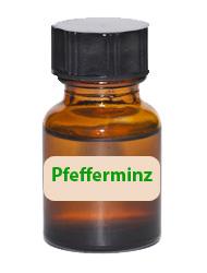 Pfefferminz ätherisches Öl