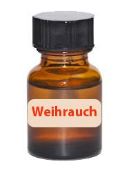 Weihrauch ätherisches Öl